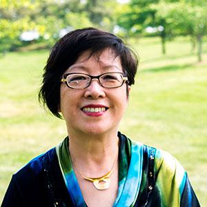 TDPS Design professor Helen Huang.