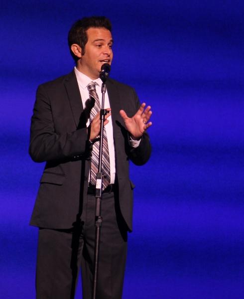 Peter Avery (MFA Theatre Management '99) photo