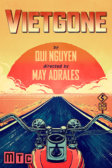 Poster for Vietgone, by. Qui Nguyen