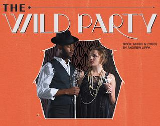 The Wild Party - Opening November 4!