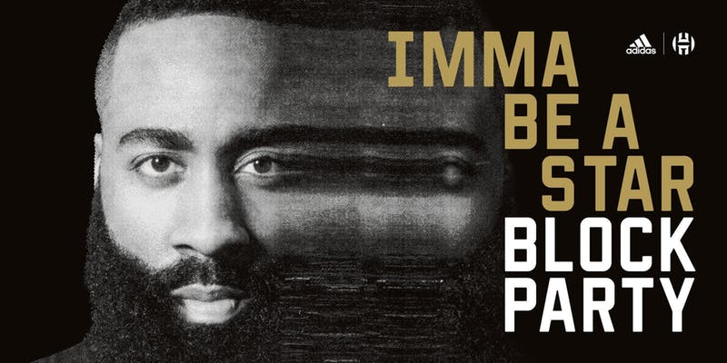 46299bf91b48 Free Tickets For CATCH Students To Party With James Harden Next Sunday