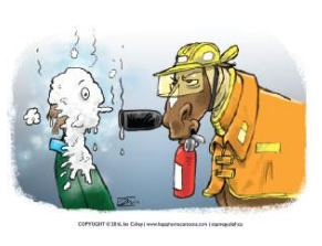 Ian Culley _Fire Prevention