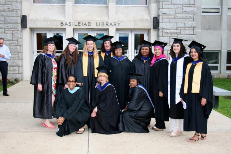 Pictured here are our 2014 ECE graduates!