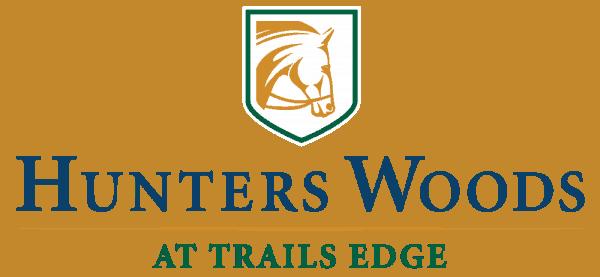 HuntersWoods logo