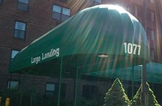 New canopy Largo Landing