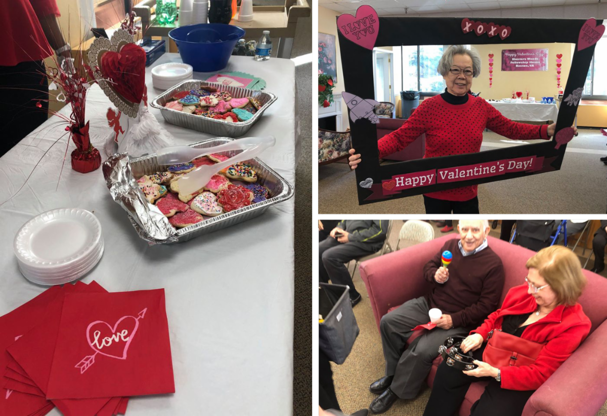 3 photos from valentines party