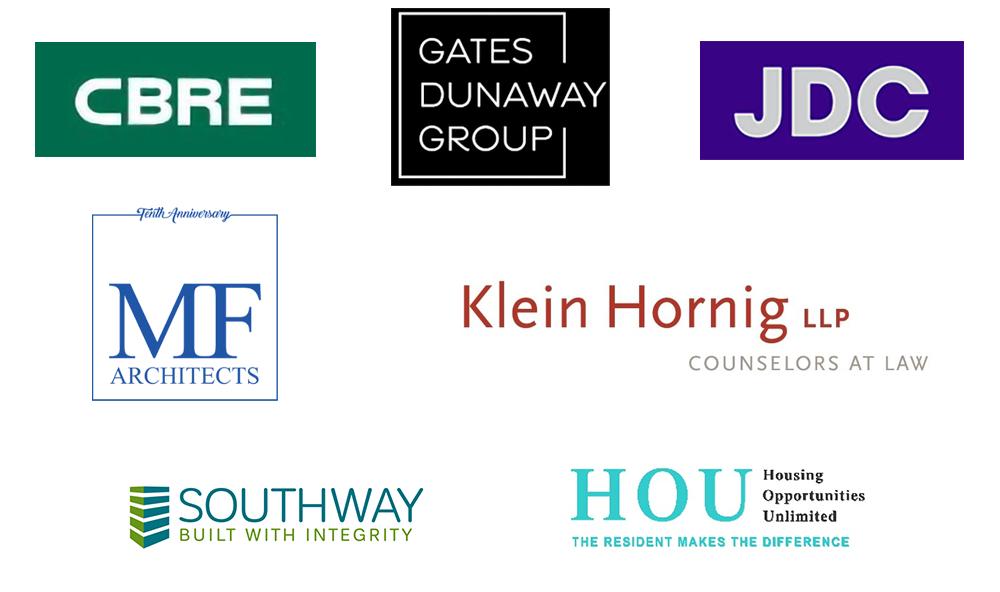 logos for 7 sponsors