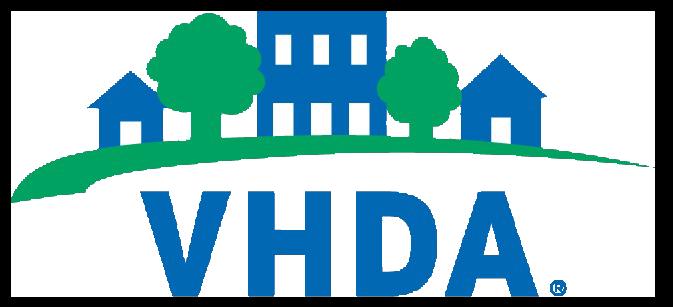 VHDA logo