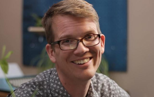 Video still image from Self Care Action Plan from Adulting - Hank Green host