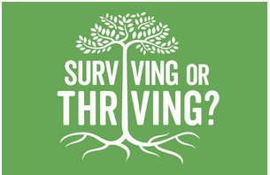 Surviving and Thriving logo