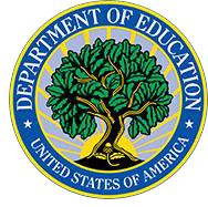US Department of Education official seal
