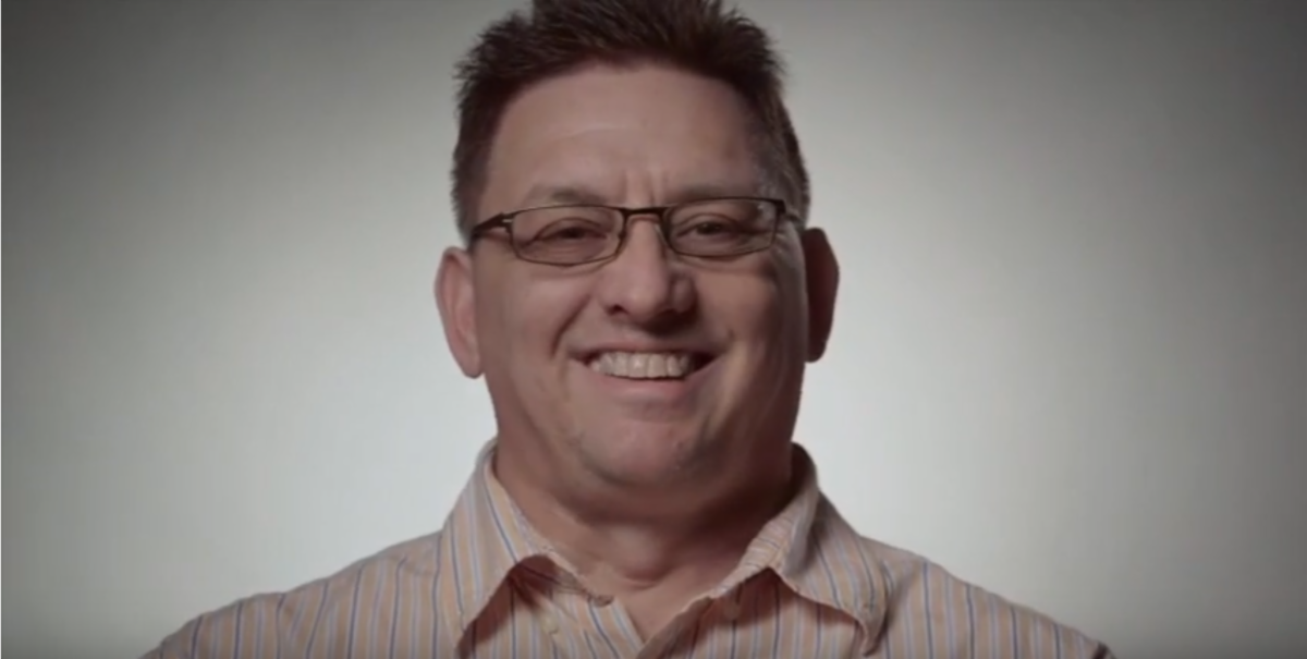 Robert Hammer, a man with CP, talks about the benefits of competitive employment