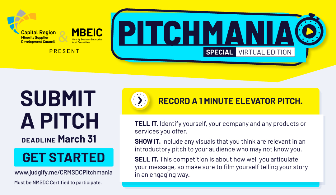 PtichMania Submit a Pitch