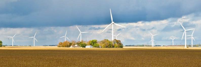 Wind turbines in southern Minnesota by MPCA Photos_ Attribution-NonCommercial 2.0 Generic.