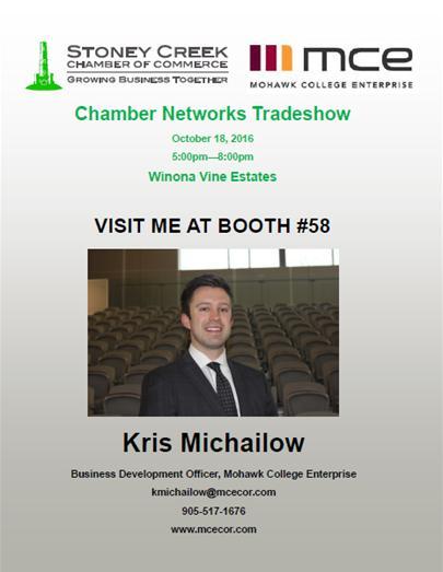 Chamber Tradeshow