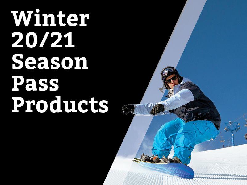 Winter 20-21 Season Pass Products