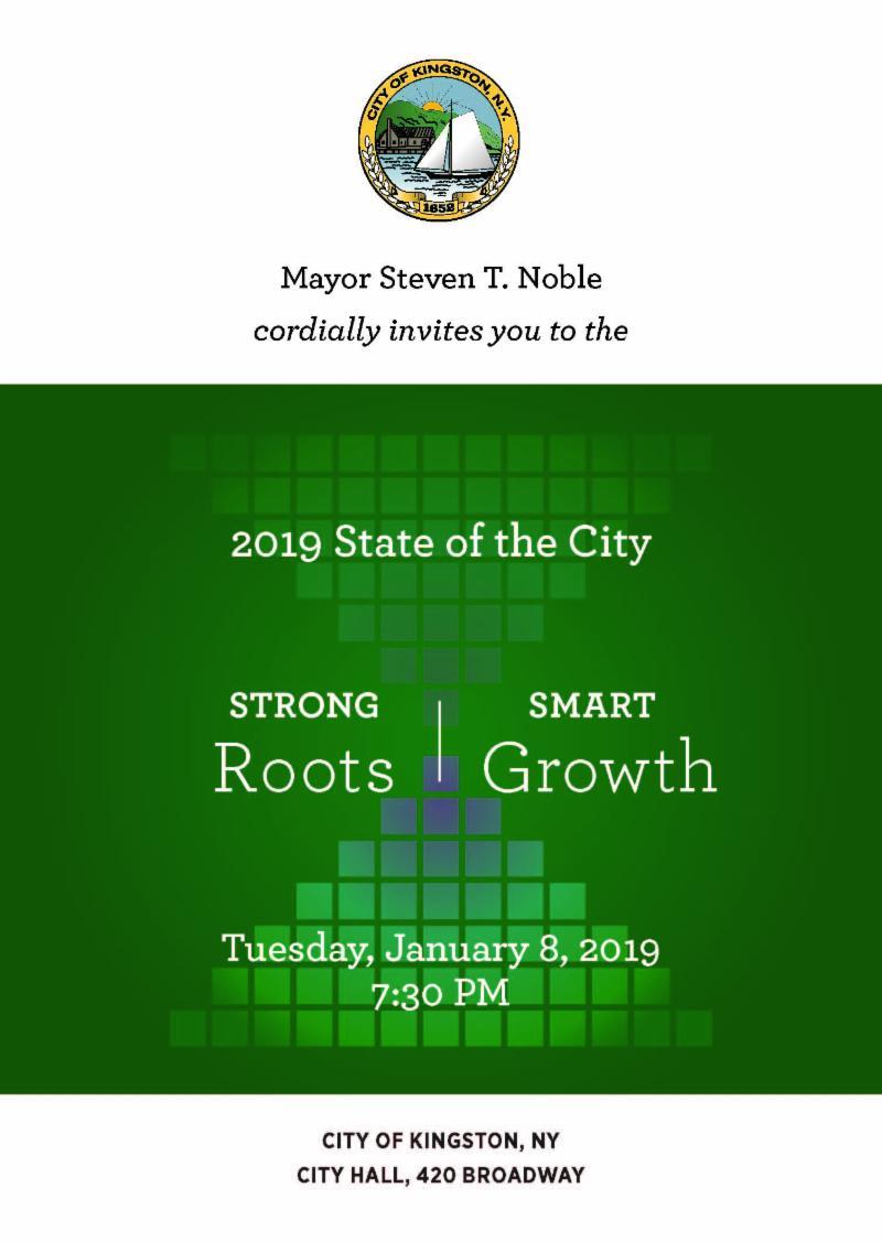 Mayor Steve Noble's Weekly Update