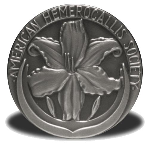 American Hemerocallis Society Silver Medal