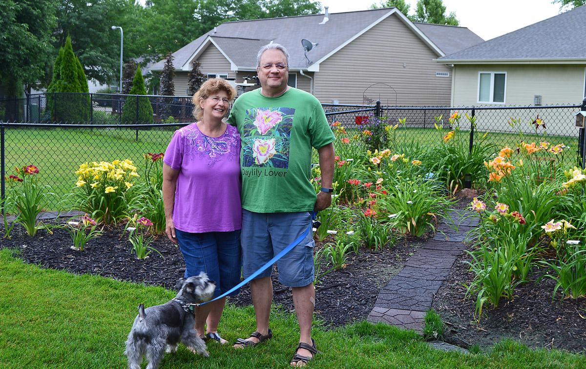 Linda and Scott Ferguson