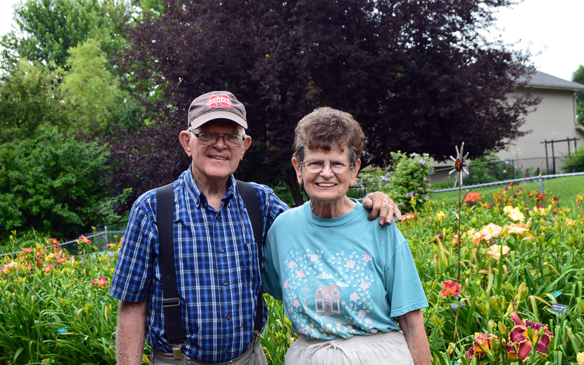 Dave and Val Jean Hansen