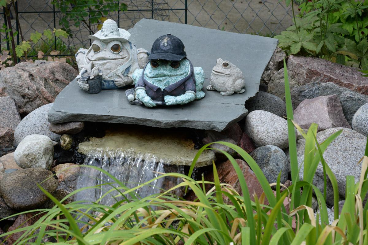 Langabee Garden Water Feature