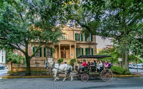DeSoto Hotel-Savannah GA
