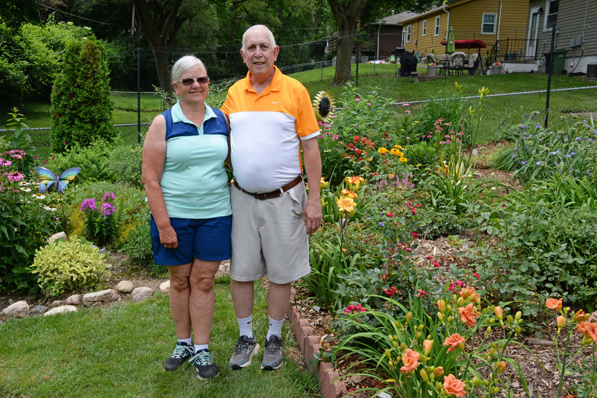 Joanne and Bob Langabee