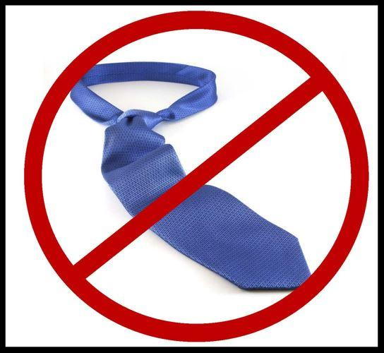 Not another tie image