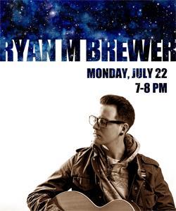 Musician Ryan M. Brewer