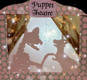 Shoebox Puppet Theater