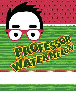 Professor Watermelon