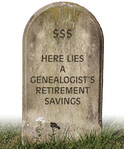 Genealogy Budget