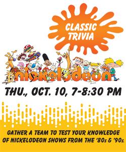 Nickelodeon Trivia
