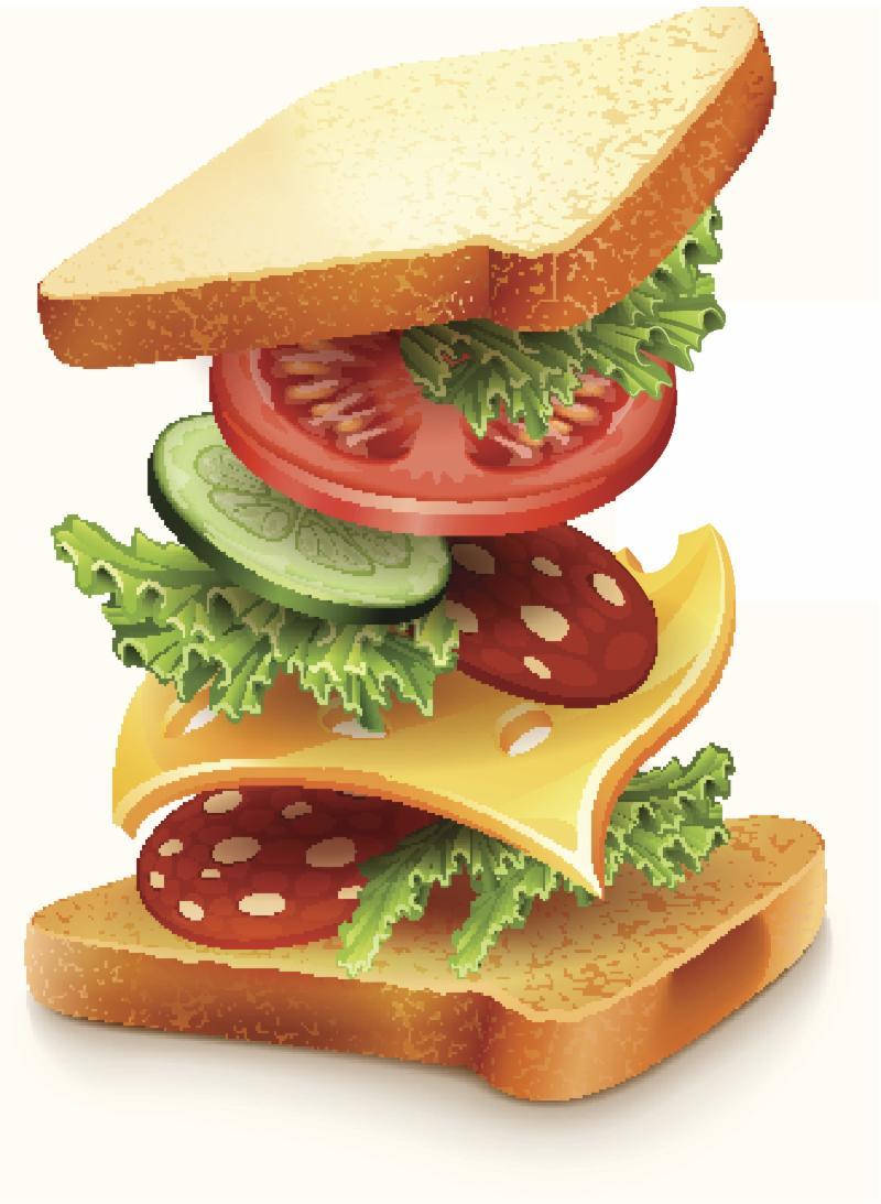 Scooby Sandwich