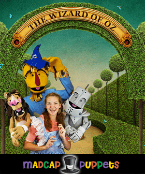 MadCap Wizard of Oz