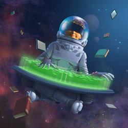 Space Junk Target Practice