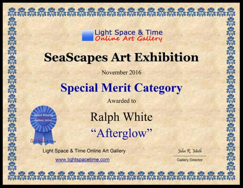 Special Merit Award for Afterglow