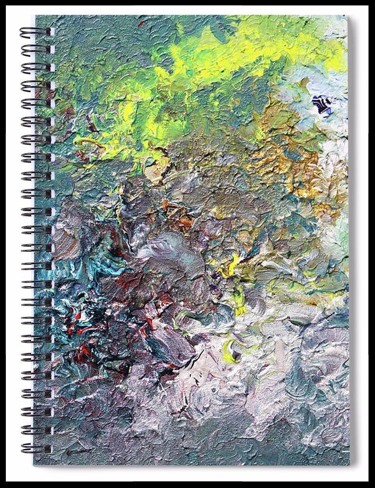 Summit spiral notebook