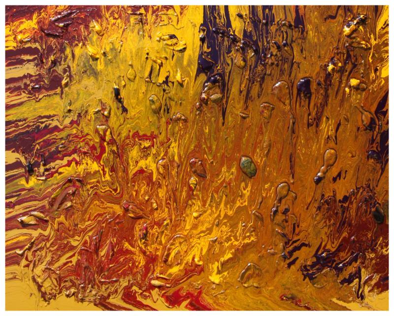Sierra_This painting won Second Place in the Paintings Category in the _ALL Abstract_ Online Art Competition with Contemporary Art Gallery Online _CAGO_ in July 2015._Sierra_ is still available for purchase. _It displays at 48 inches tall by 60 inches wide and will make a stunning addition to a living room with tall ceilings.