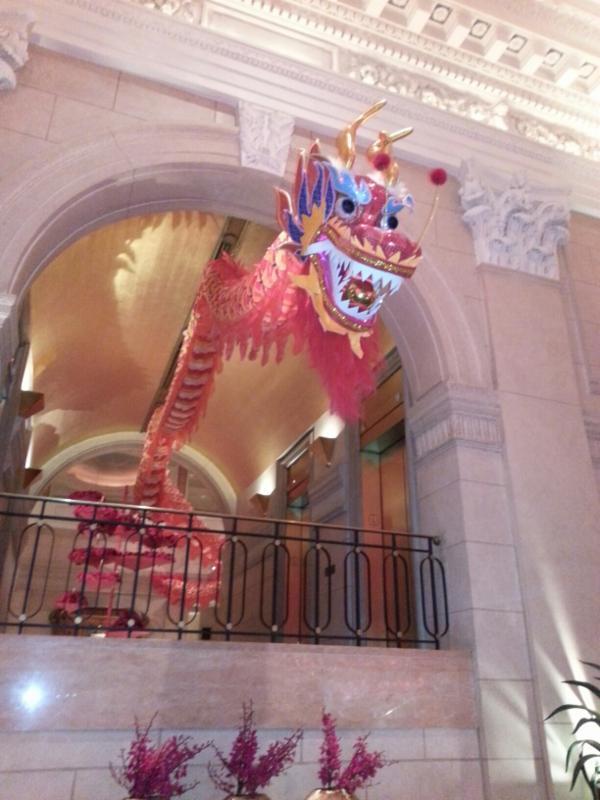 CNY Dragon