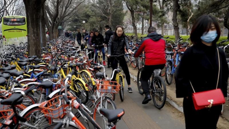 bike-sharing battle