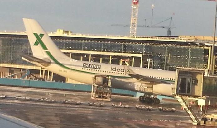 Slush plane