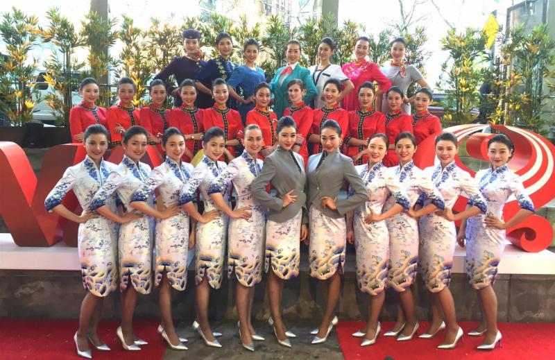 Hainan uniforms
