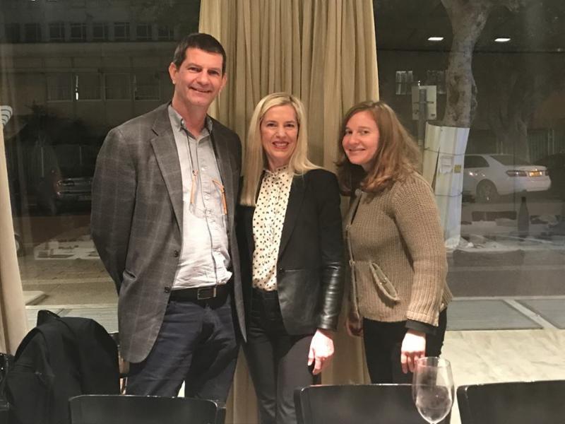 Yesha, Rebecca, Danielle Tichner