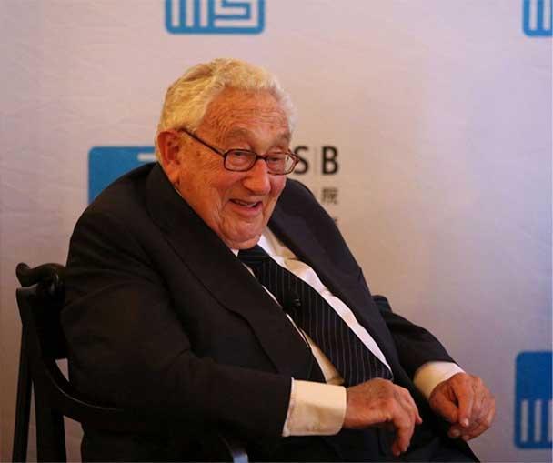 Dr. Kissinger