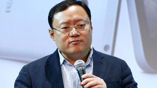 Joe Chen, CNBC article