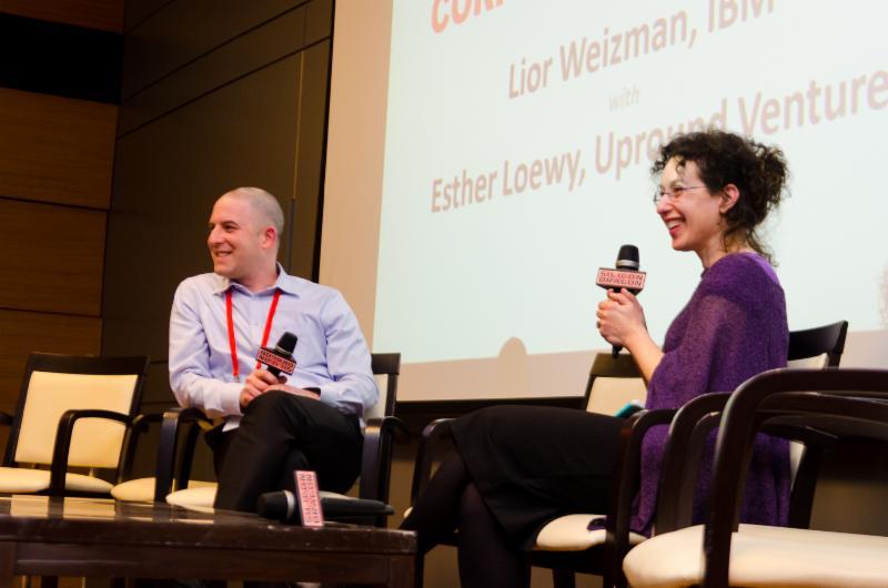 Esther Loewy, Lior Weizman