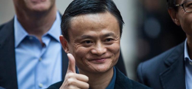 Jack Ma $$$