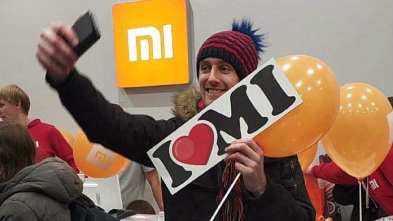 Xiaomi fan