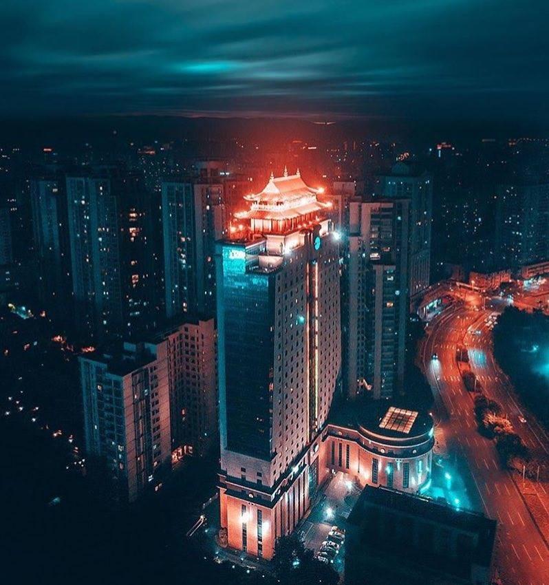Shanghai pagoda